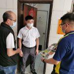 司警局深入社區宣傳預防縱火犯罪