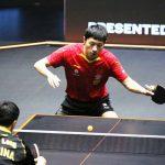 WTT澳門國際乒乓球賽次日賽事 許昕王曼昱戰勝馬龍陳夢