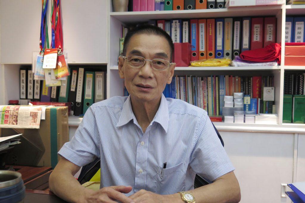 市政署市政諮詢委員兼社會民生促進會會長陳溥森