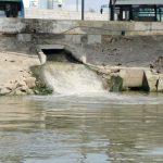 本澳首個沿岸臨時污水處理設施開始建設